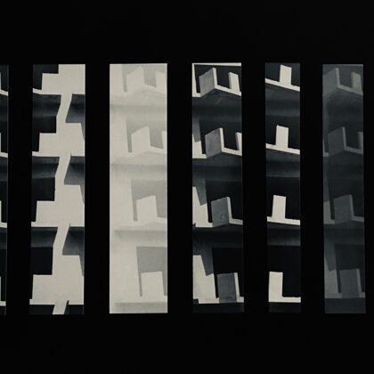 Kyrenia /// 7 prints on cardboard (30x20 cm)