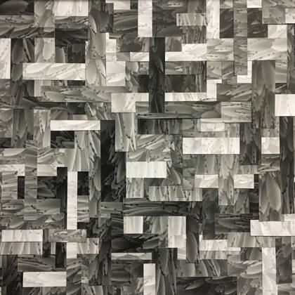 untitled /// photomontage on cardboard (70x50 cm)