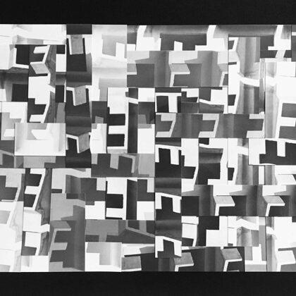 untitled /// prints on cardboard (29x21,5 cm)